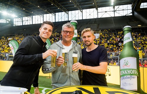 Brinkhoffs BVB Ballgefluester August 2017